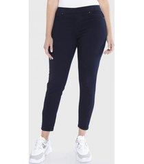 calza jeans color azul curvi