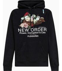 pleasures power premium sweatshirt p21no003