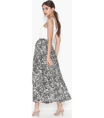 selected femme slfirma mw skirt b maxikjolar