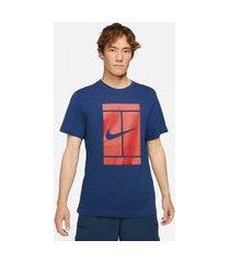 camiseta nikecourt masculina
