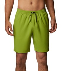 columbia men's big & tall summertide quick-dry stretch upf 40 drawstring shorts