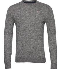 Hollister Co. CORE CREW  - Stickad tröja - black