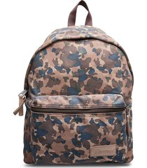 padded pak'r rugzak tas multi/patroon eastpak