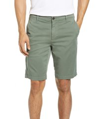 men's ag griffin regular fit shorts, size 32 - green