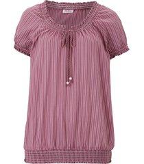 tunica a maniche corte (rosa) - john baner jeanswear