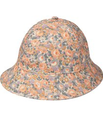 gucci liberty floral print bucket hat - pink