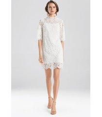 natori lucia lace dress, women's, size 8