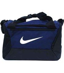 maletin azul nike brsla xs duff-9.0 (25l)