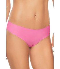colaless invisible con tela inteligente panty rosa leonisa