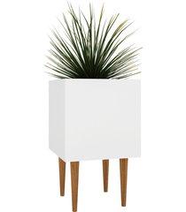 cachepot box branco e estilare mã³veis - branco - dafiti