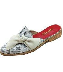 babucha nudo piton hueso amano shoes