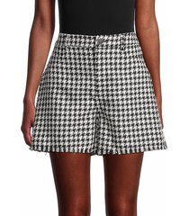 bb dakota women's release the hounds shorts - black - size 6