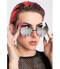 akira heart drip sunglasses
