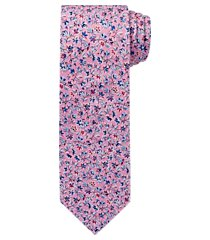 1905 collection floral print tie clearance