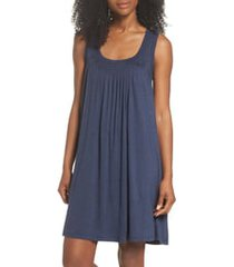 women's papinelle pleat front nightgown