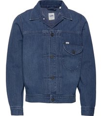cowboy jacket jeansjack denimjack blauw lee jeans