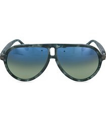 61mm aviator novelty sunglasses