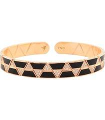 elixir binary duo-color bracelet