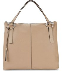 keliz leather tote