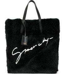 givenchy reversible tote bag - black