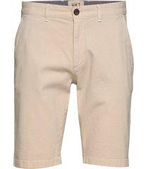 hkt g/dye strch short shorts casual beige hkt by hackett