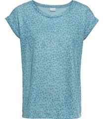 maglia a manica corta (blu) - bodyflirt