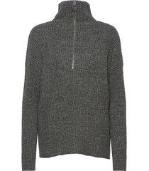 kap knit pullover turtleneck coltrui grijs sparkz copenhagen
