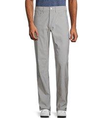 bonobos golf men's straight-fit lighweight golf pants - heather charcoal - size 33 34