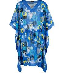 tuniek maritim turquoise::blauw::geel
