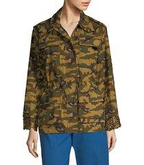 carina camouflage jacket