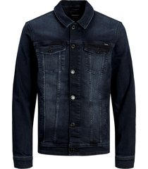 jack & jones spijkerjas 12166867 004 dark - denim