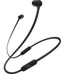 audifonos bluetooth jbl t110 in-ear - negro
