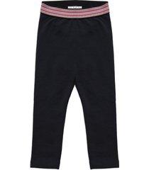 leggings azul navy-rosado name it