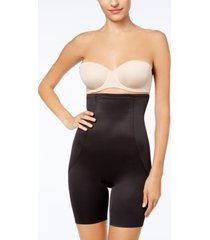 miraclesuit women's extra firm tummy-control shape away high waist thigh slimmer 2919