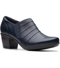 clarks collection women's emslie guide booties women's shoes