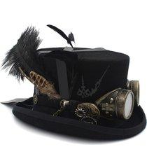 vintage steampunk top hat