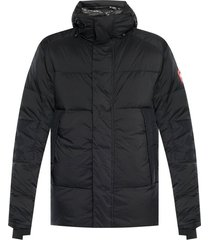 armstrong quilted down jacket