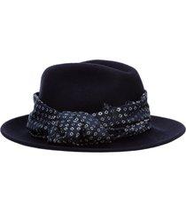 emporio armani icon hat