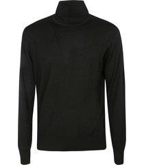 ermenegildo zegna essential turtleneck sweater