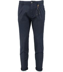 jack & jones ace carrot fit stretch twill ankle broek