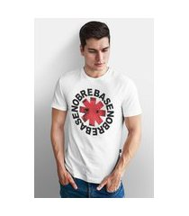 camiseta base nobre red hot t- shirt masculina