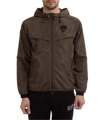 jacket blouson hood