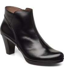i-4928 shoes boots ankle boots ankle boot - heel svart wonders