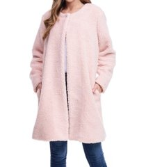 fever teddy coat