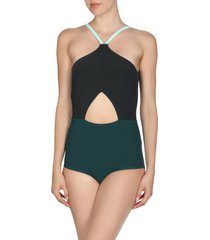 flagpole one-piece swimsuits