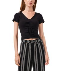 1.state ruched front tee shirt