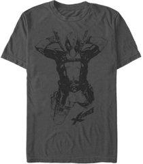 fifth sun men's straight short sleeve crew t-shirt