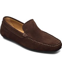 mc bay loafer loafers låga skor brun gant
