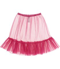 il gufo under tulle skirt