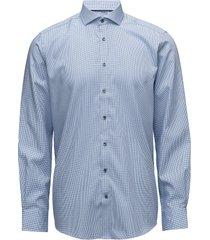 armstrong skjorta business blå bruun & stengade